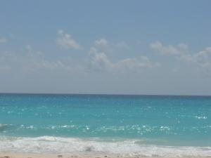 Mar Turquesa de Cancún