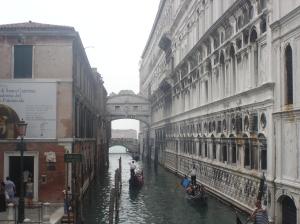 Venecia siempre romántica