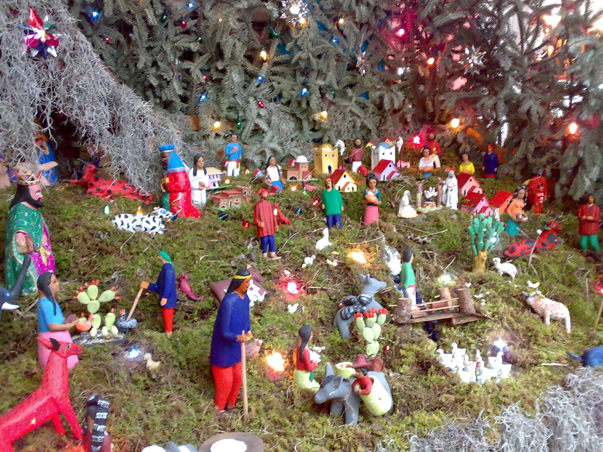 Tradiciones viajandoandamos 39 s blog p gina 11 - Como se adorna un arbol de navidad ...