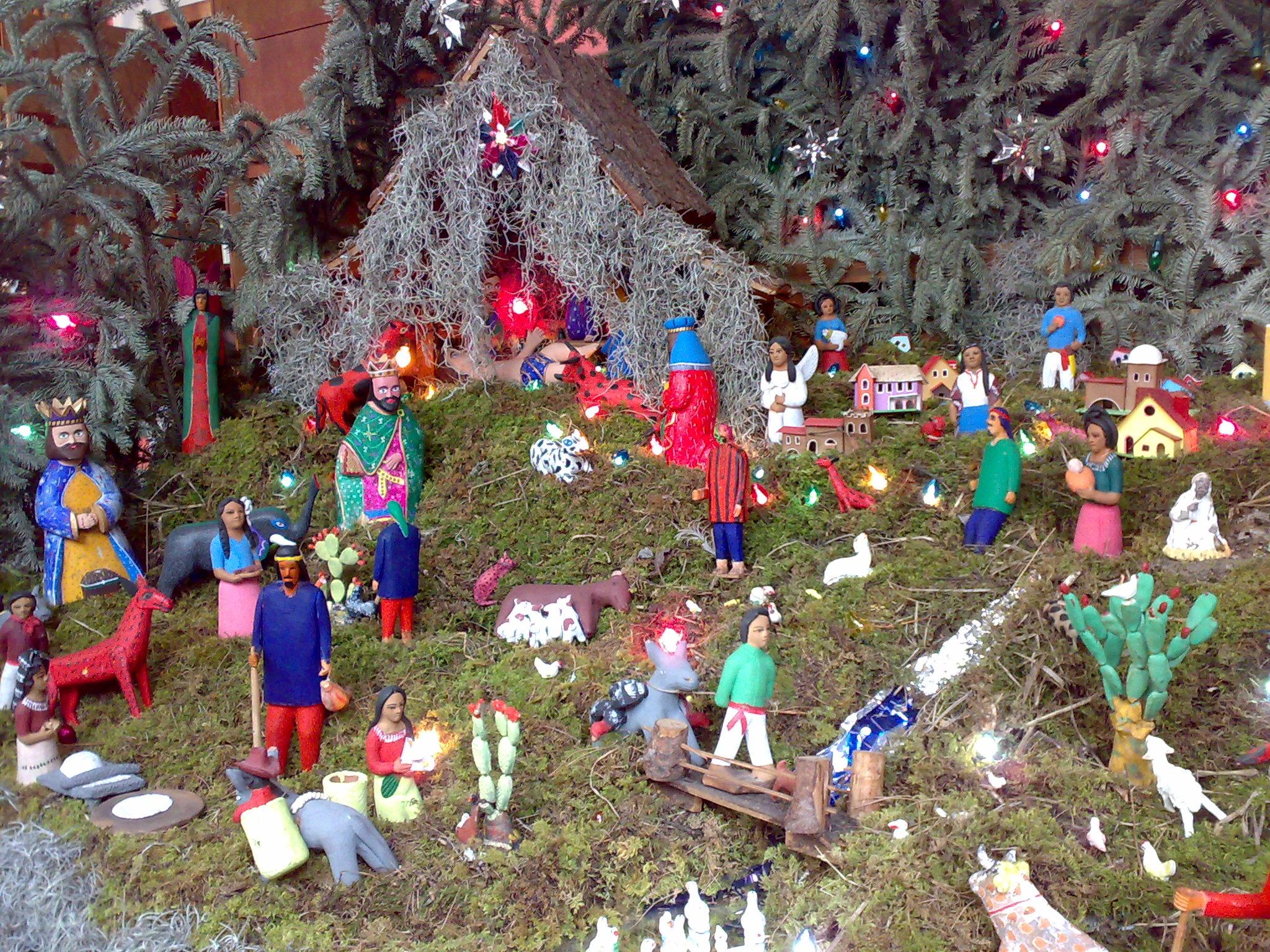 17 diciembre 2009 viajandoandamos 39 s blog - Nacimiento para navidad ...